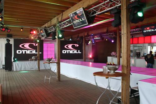 European Fashionshow O'NEILL