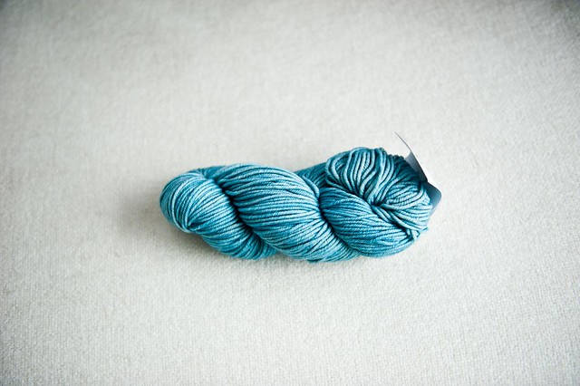 Photographing yarn