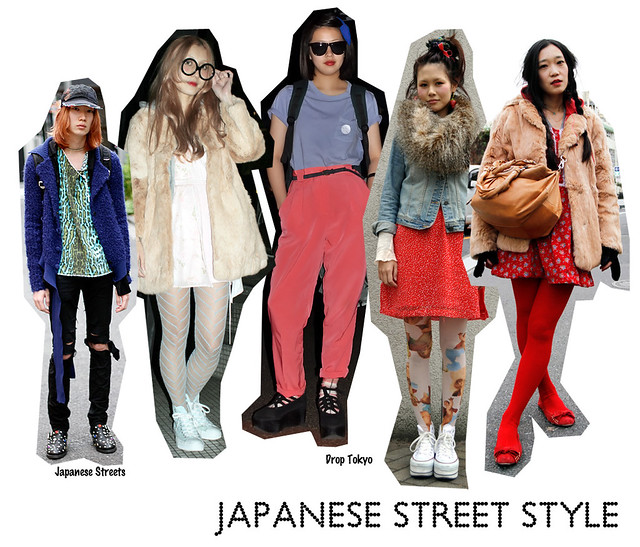 Street style collage may 11