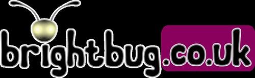 BrightBug.co.uk t-shirt site logo