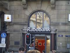El banco holandés Rabobank, un clásico entre los nombres desafortunados
