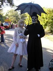 Edward Gorey Zillah Gashlycrumb costume