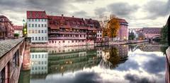 HDR Panorama: Nuremberg