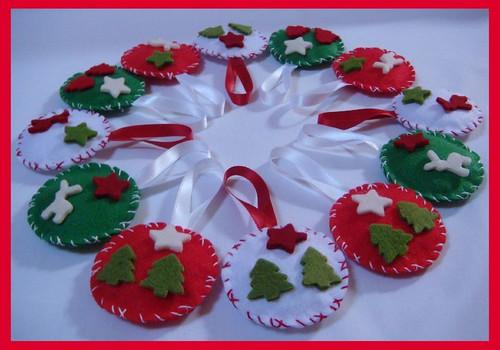 Enfeites Arvore Natal #1 por ZIRIPITI { sonhar }.