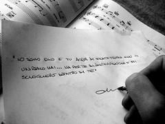 Dedica (mimmo russo) Tags: music love song musica letter dedica amore lettera canzone interestingness406 i500