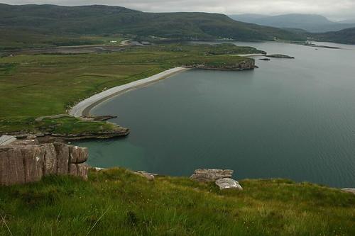 Camas Mor, Loch Kanaird