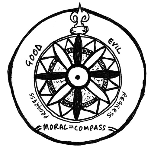 """Moral Compass"" by psd on flickr"