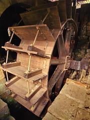Wheel No. 2 (Roger B.) Tags: industry wheel alternativeenergy waterwheel barnsley industrialarchaeology waterpower wortleytopforge thurgoland