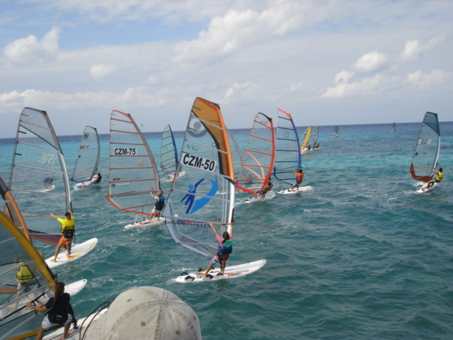 windsurf cozumel