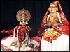 Karavamsathi (H·A·R·E·E) Tags: art kathi keralam kathakali ravanan canonpowershots3is minukku mandothiri kalamandalamshanmukhadas balivijayam kalamandalamvijayakumar drisyavedi