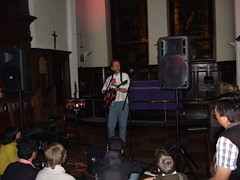 Jens Lekman @ Sacred Trinity Church, Salford
