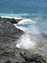 IMG_0951.JPG (Jenny Emanuel) Tags: hawaii blowhole kauai poipu