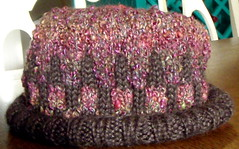 Noro/Debbie Bliss Pork Pie Hat