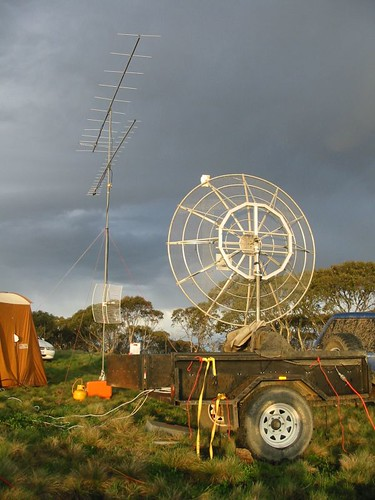 """2m dish for 1296 MHz on VHF Field day • <a style=""""font-size:0.8em;"""" href=""""http://www.flickr.com/photos/10945956@N02/2079496699/"""" target=""""_blank"""">View on Flickr</a>"""