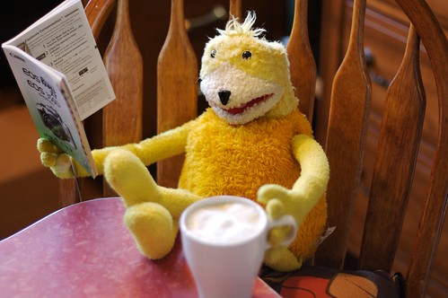 Flat Eric on a Saturday Afternoon