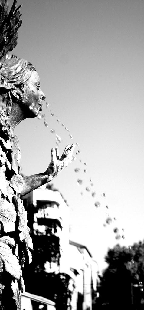 Fontaine, je ne boirai pas de ton eau...