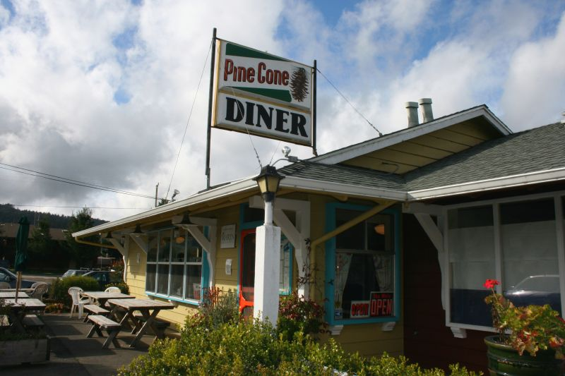 Pine Cone Diner