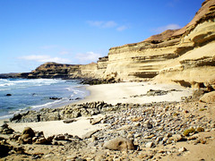 Verde Vertigo (Make Stanne) Tags: chile sea cliff beach mar caldera atacama playas copiapo acantilados verdevertigo