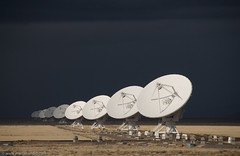 What's Out There? (Marc Shandro) Tags: newmexico radio dish telescope astronomy vla