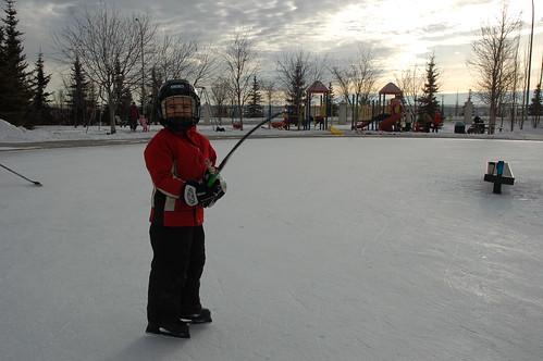 Matt Skating