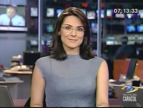 Silvia Corzo - Noticias Caracol 07-20071122-16