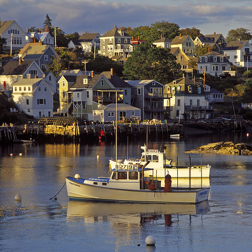 The 5 Prettiest Fishing Villages in Maine ...