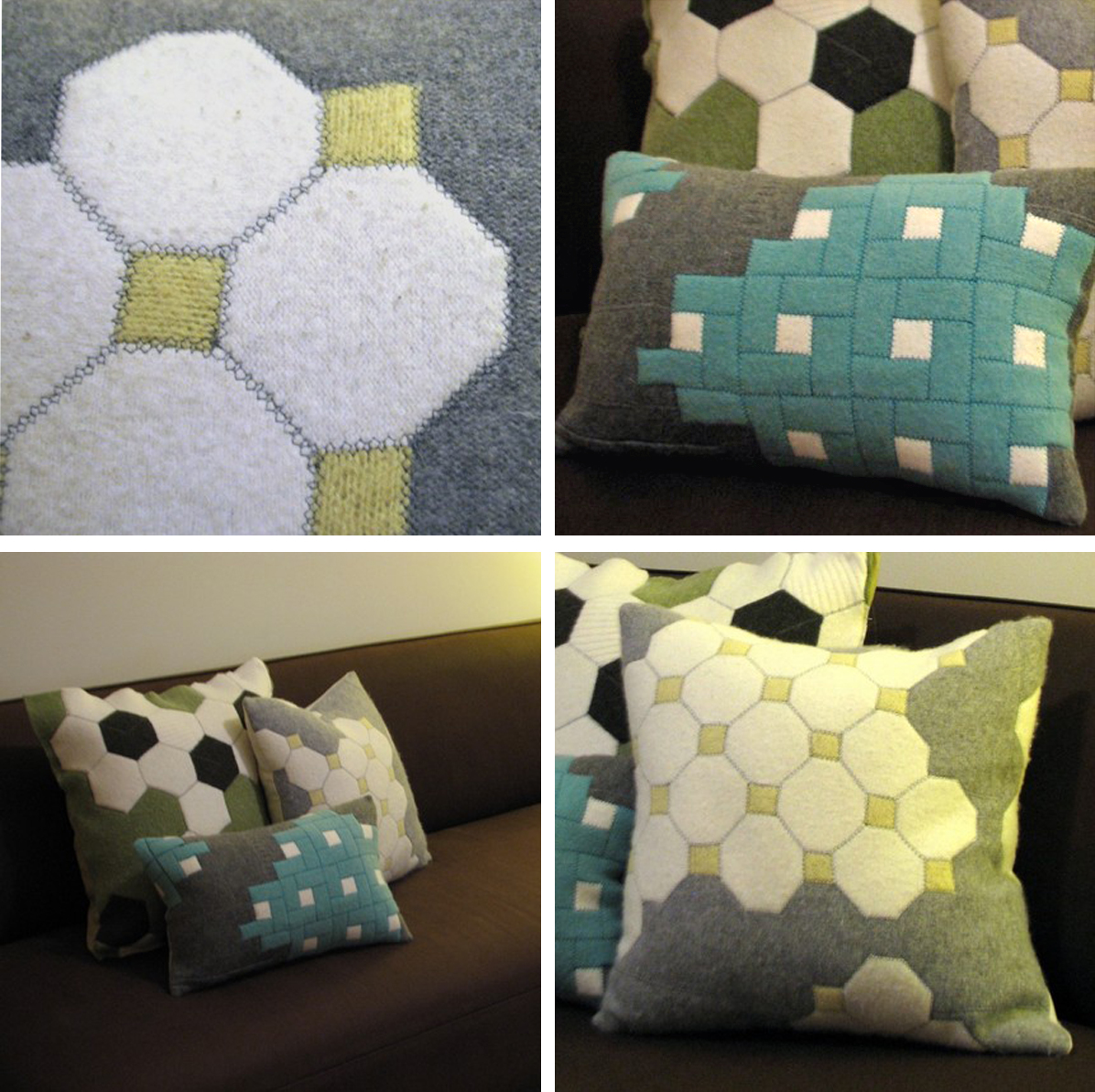 Ply Textiles {pillows}