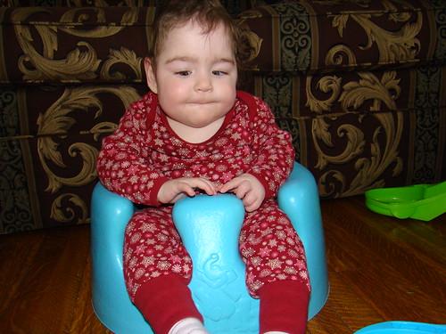 Sitting Pretty!