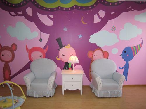 腾讯母婴室-室内照片4