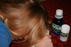 The Incubus of Viral Plague   (2 of 52 Weeks) (blueintheburgh) Tags: kleenex weeks sick virus 52 illness advil nyquil 52weeks