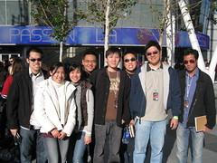 CEFC bunch