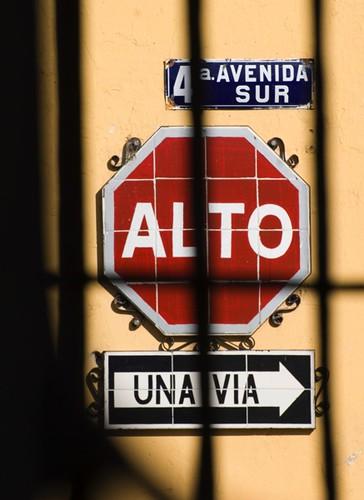 One Way Antigua
