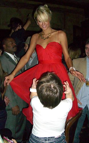 Paris Hilton Likes Midgets