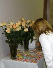 roses & nametags