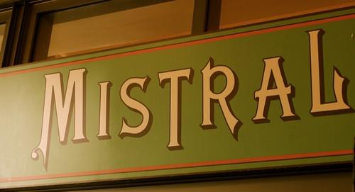 Mistral: San Francisco