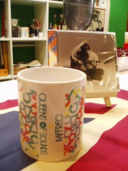 KAFFREC & QUEENS OF SOUNDS COLLABORATION MUGCUP