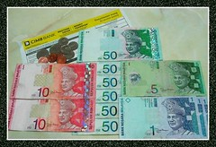 My first Adsense earnings in Malaysian currency