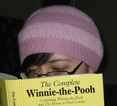 Piglet hat