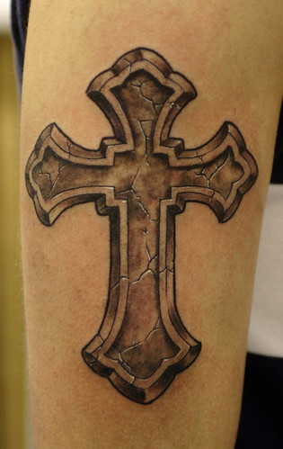 Tattoo Art Crosses