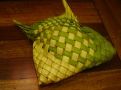 TAMBUSA (6) (Elmer I. Nocheseda ng Pateros) Tags: green basket weaving coconutpalmleaf fruitbasket yakan plaiting tausug elmernocheseda tambusa temporarybasket