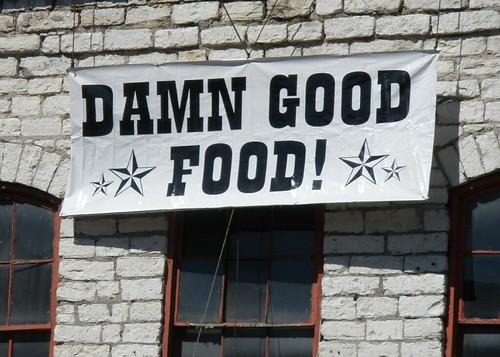 Damn Good Food