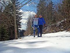 1300 metres - Col de ?