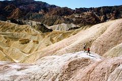 Death Valley National Park (purpletwinkie) Tags: california park ca people sun mountains hot nature rock digital canon outdoors eos rebel xt death sand desert sunny national valley mojave heat ug bigmomma challengeyouwinner photofaceoffwinner pfogold pfowinner thechallengefactory ultimategrind