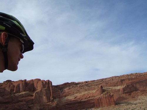 Moab Rim Ride: Thursday spin