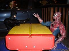 Siete Lagos - San Martin de los Andes - Batman - Spiderman