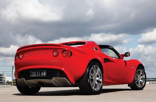 2008 Lotus Elise SC Photo