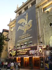 Teatro Nuevo Apolo con Musical 'Quisiera Ser'