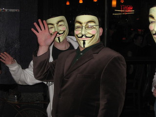 Anonymous is Friendly?