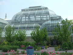 National Botanic Gardens Greenhouse