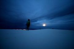 nomad (eblaser) Tags: new white mexico moonrise sands